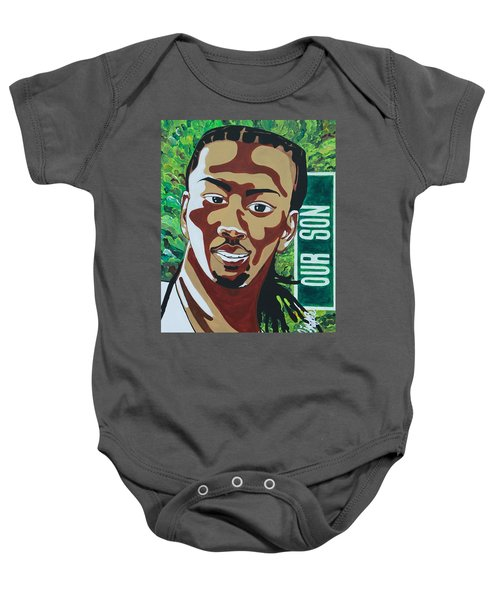 Our Son Baby Onesie