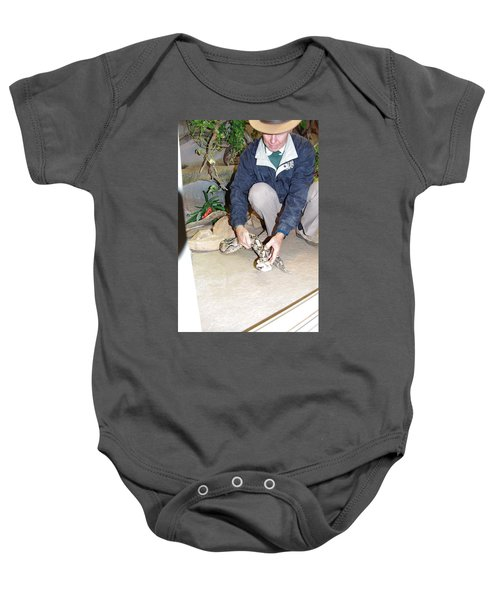 Out Of Africa Viper 1 Baby Onesie