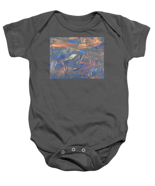 Paint Number 58c Baby Onesie