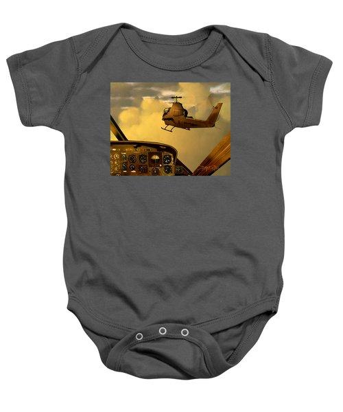 Palette Of The Aviator Baby Onesie