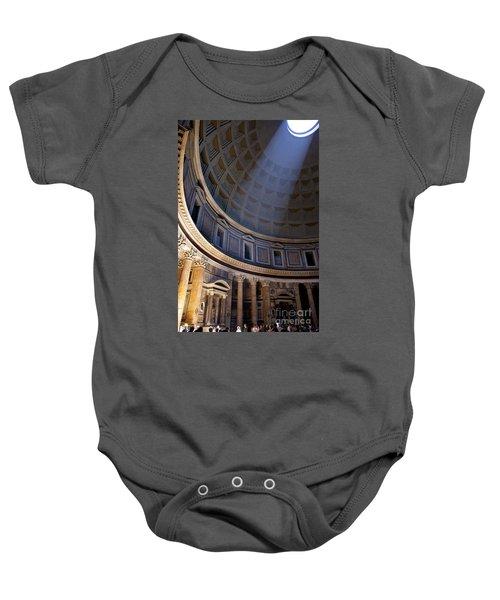Pantheon Interior Baby Onesie