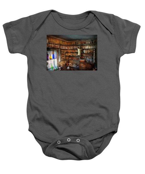 Pharmacy - Medicinal Chemistry Baby Onesie