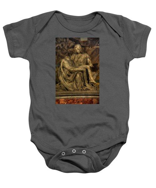 Pieta Baby Onesie