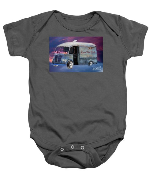 Pin Up Cars - #2 Baby Onesie