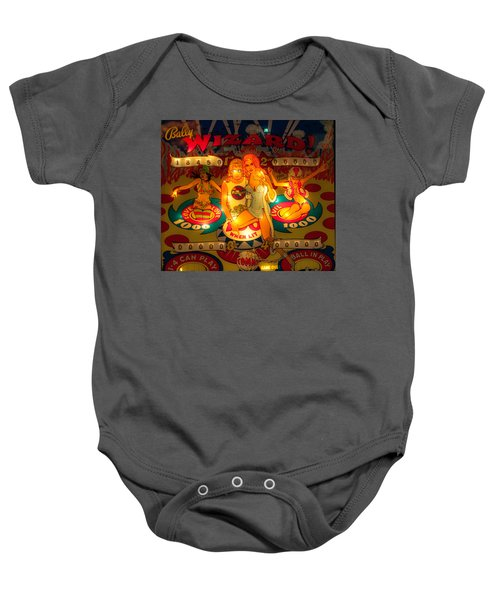 Pinball Wizard Tommy Vintage Baby Onesie