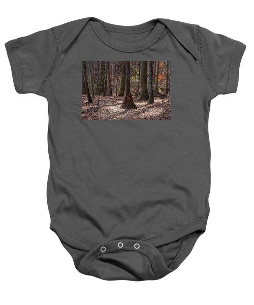 Pinetrees 1 Baby Onesie