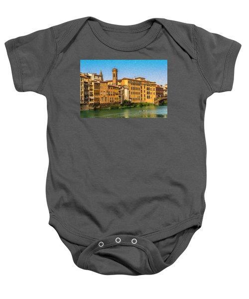 Ponte Vecchio Itl3304 Baby Onesie