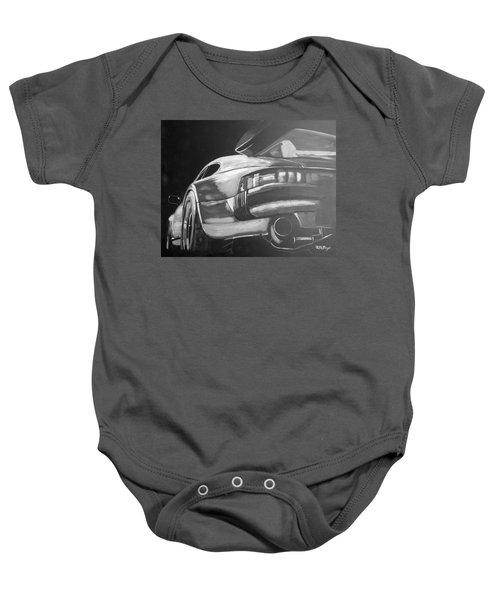 Porsche Turbo Baby Onesie