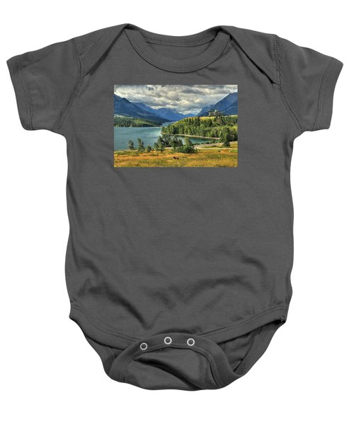 Prince Of Whales Baby Onesie