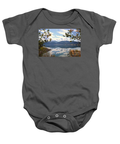 Reflections At Palisades Baby Onesie