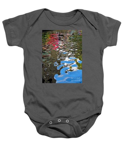 River Ducks Baby Onesie
