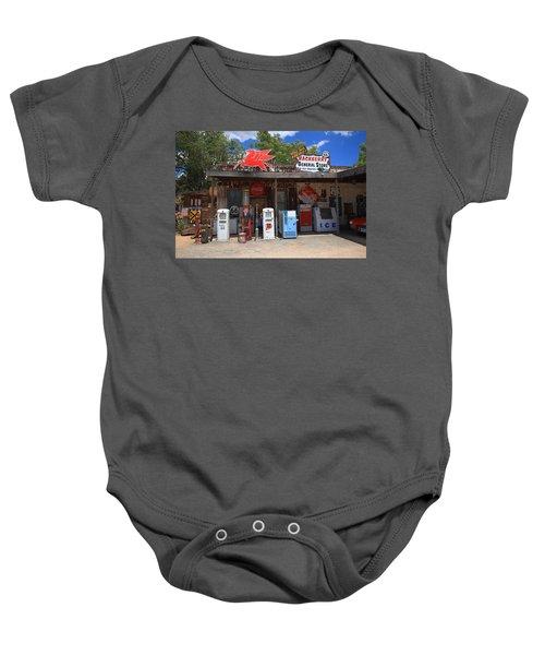 Route 66 - Hackberry General Store Baby Onesie