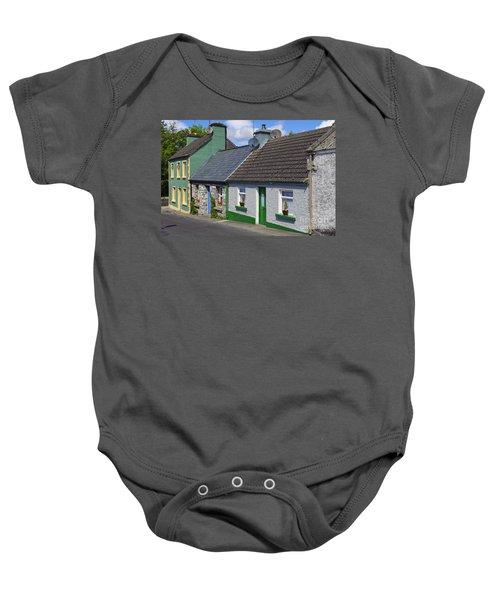 Row Houses, Ireland Baby Onesie