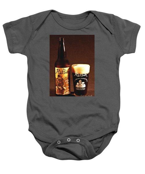 Ruffian Ale Baby Onesie