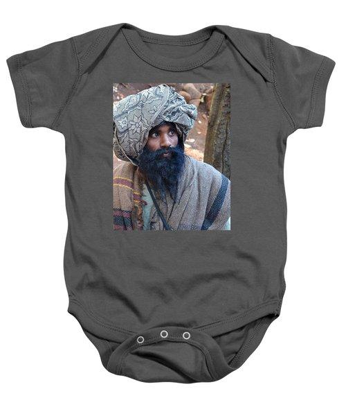 Sadhu At Amarkantak India Baby Onesie