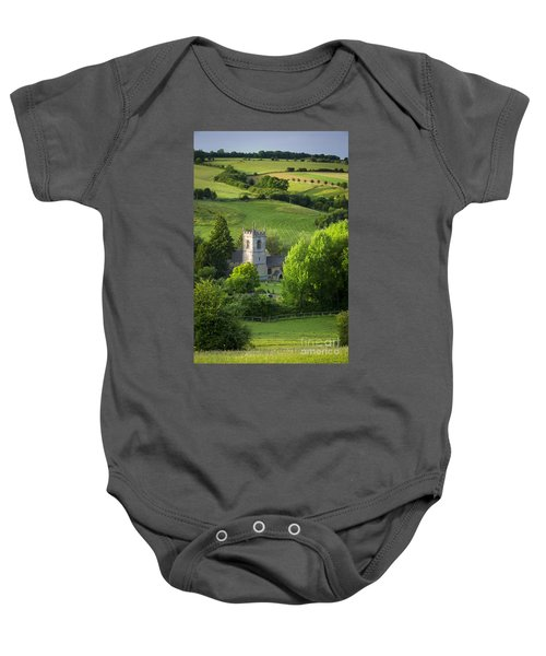 Saint Andrews - Cotswolds Baby Onesie