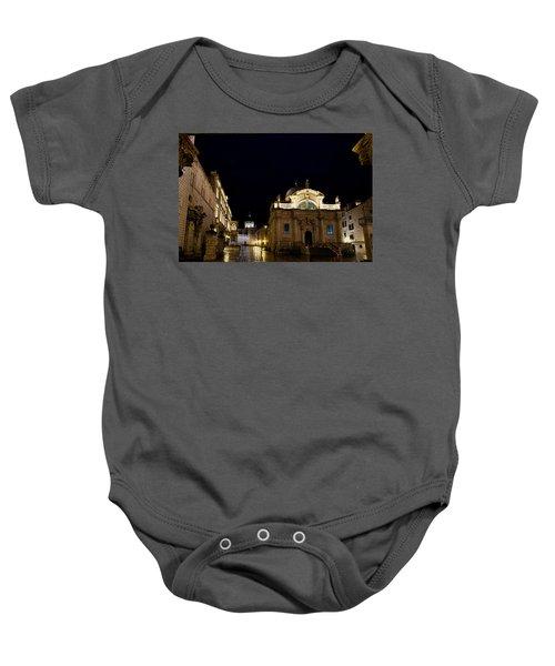 Saint Blaise Church - Dubrovnik Baby Onesie