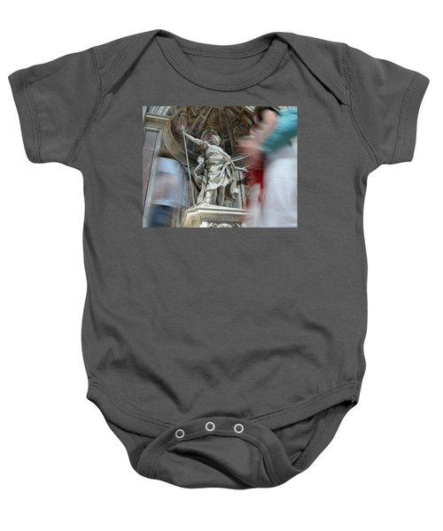 Saint Peters Traffic Baby Onesie