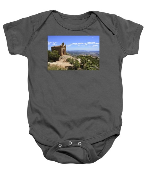 Sant Joan Chapel Spain Baby Onesie