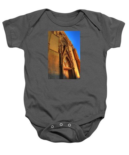 Santa Fe Church Baby Onesie
