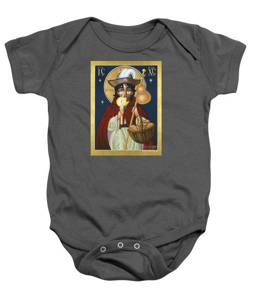 Santo Nino De Atocha 133 Baby Onesie