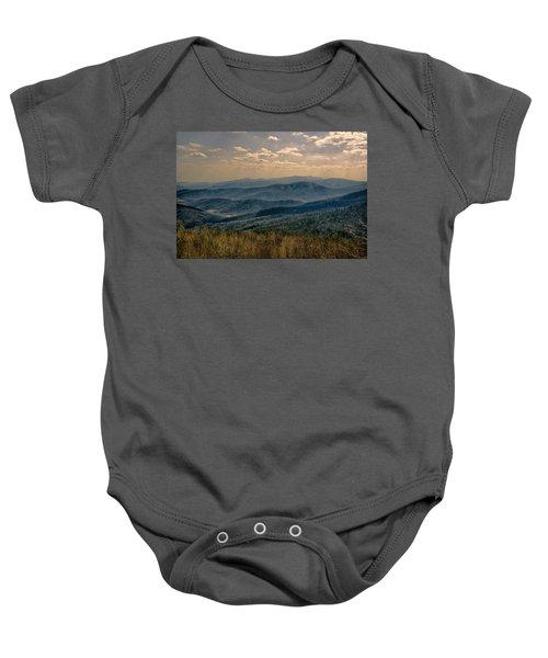Shenandoah Vista Baby Onesie