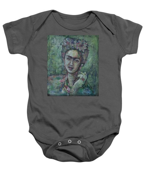 She's Free To Fly Baby Onesie