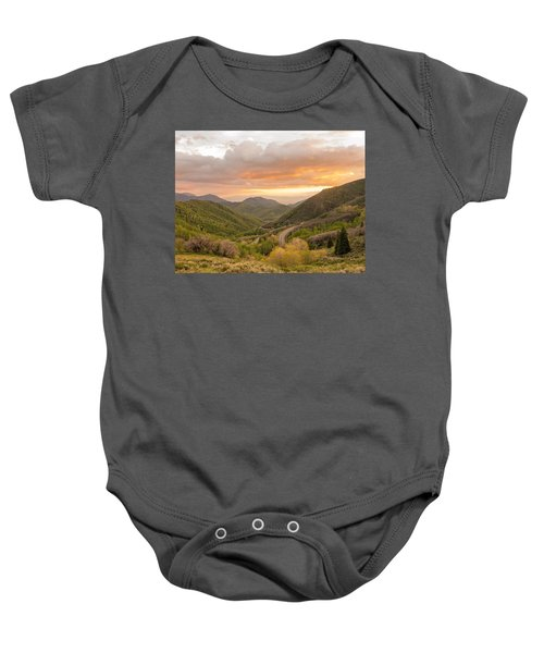 Silence Is Golden Baby Onesie