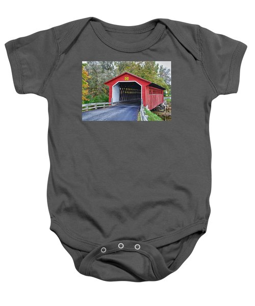Silk Bridge 8258 Baby Onesie