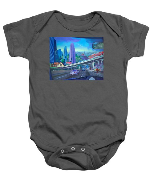 Skyfall Double Vision Baby Onesie