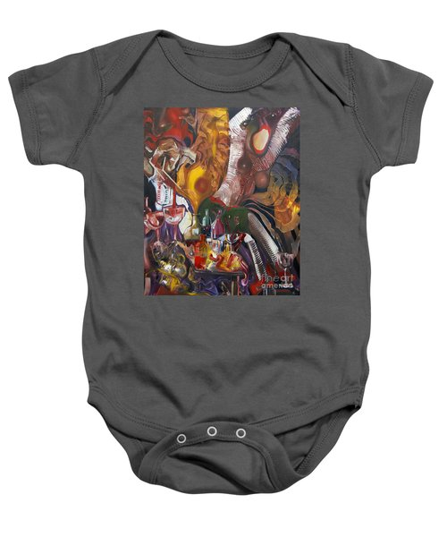 Something To Shout About Baby Onesie