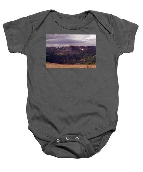 Spatzizzi Plateau Baby Onesie