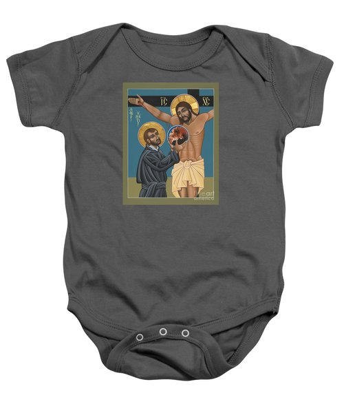 St. Ignatius And The Passion Of The World In The 21st Century 194 Baby Onesie