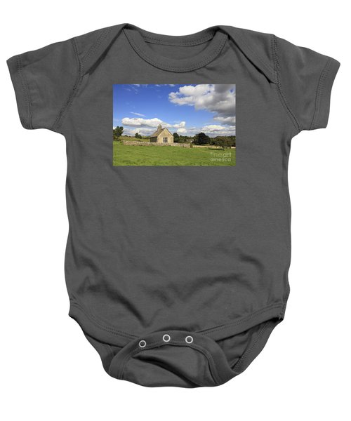 St Oswalds Chapel Oxfordshire Baby Onesie