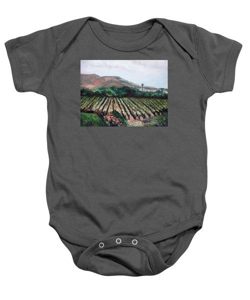 Stag's Leap Vineyard Baby Onesie