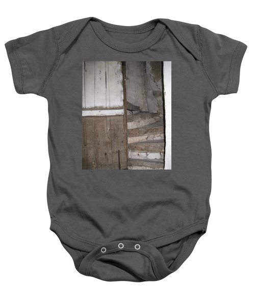 Staircase Baby Onesie