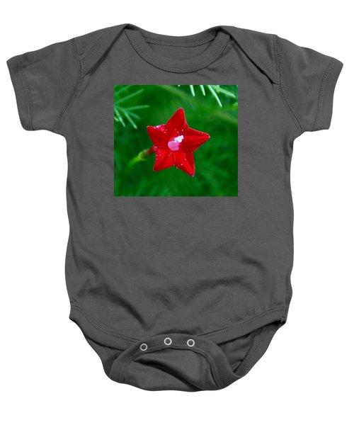 Star Glory Baby Onesie
