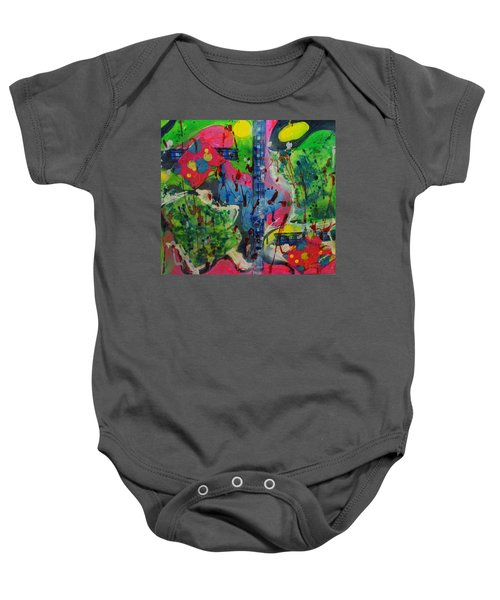 Stay Cool Baby Onesie