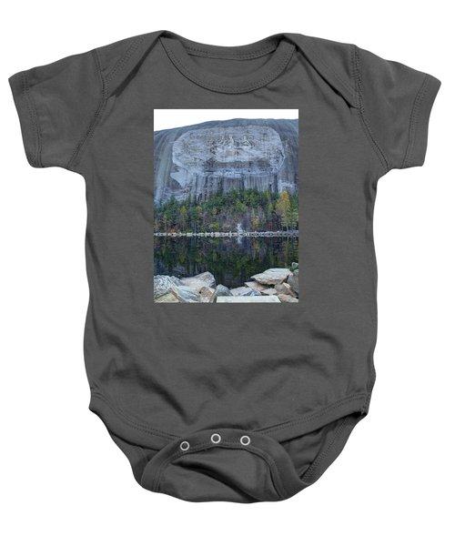 Stone Mountain - 2 Baby Onesie