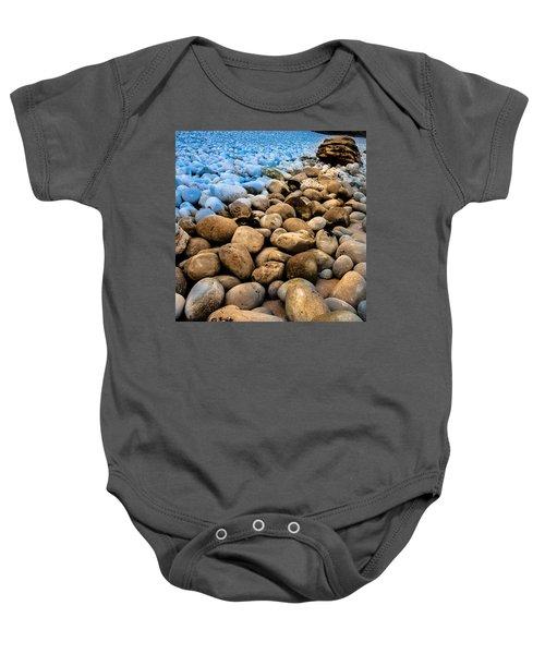 Stone Path Baby Onesie