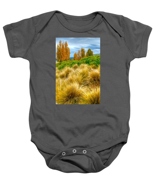 Storm Approaches Baby Onesie