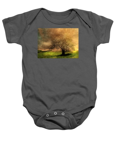 Stormy Weather Baby Onesie