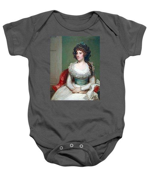 Stuart's Matilda Caroline Cruger Baby Onesie