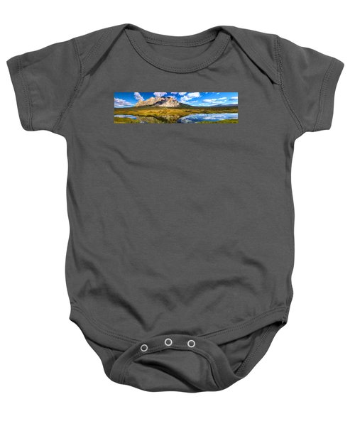 Sukakpak Reflection Baby Onesie