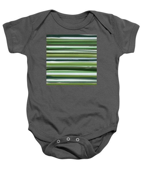 Summer Of Green Baby Onesie