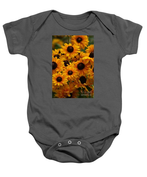 Sunshine On A Stem Baby Onesie