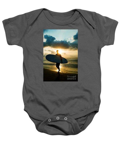 Surfer Baby Onesie