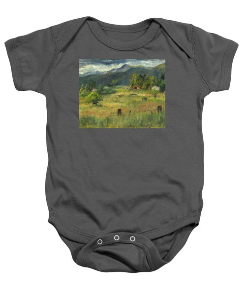 Swan Valley Residents Baby Onesie