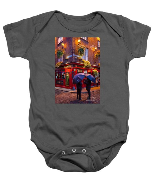 Temple Bar Baby Onesie