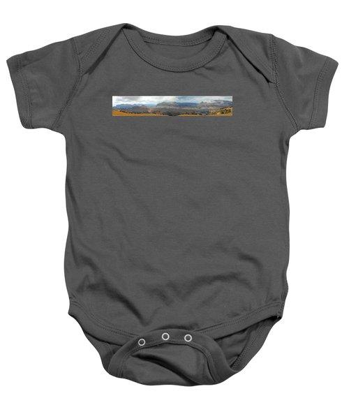 Teton Canyon Shelf Baby Onesie